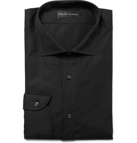 Ralph Lauren Black Label Bond Cotton Shirt