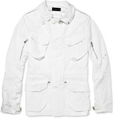Ralph Lauren Black Label Oxford Nylon Escape Jacket