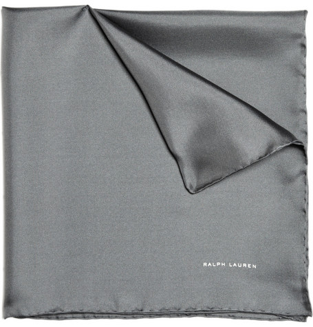 Ralph Lauren Black Label Silk handkerchief