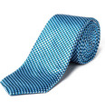 Richard James Chevron Silk Tie