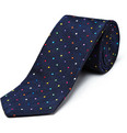 Richard James Spotted Silk Tie