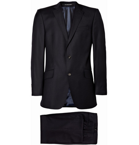 Richard James Two Button Wool Suit
