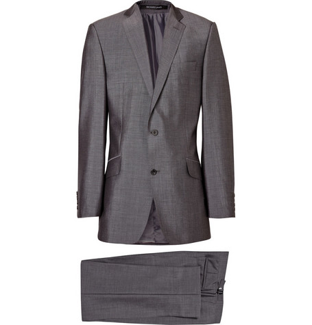 Richard James Two Button Mohair Suit