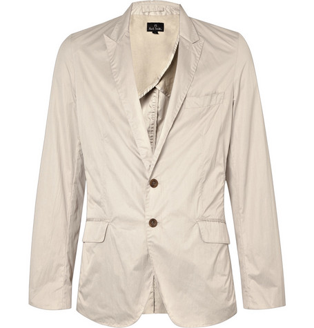 PS by Paul Smith Unstructured Cotton Blazer