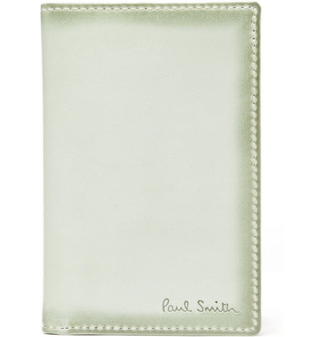Paul Smith Shoes & Accessories Vertical Leather Wallet