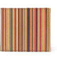 Paul Smith Shoes & Accessories - Striped Leather Wallet