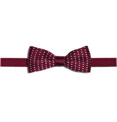Paul Smith London Knitted Silk Bow Tie