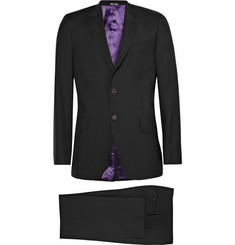 Paul Smith London Black Westbourne Wool-Blend Suit