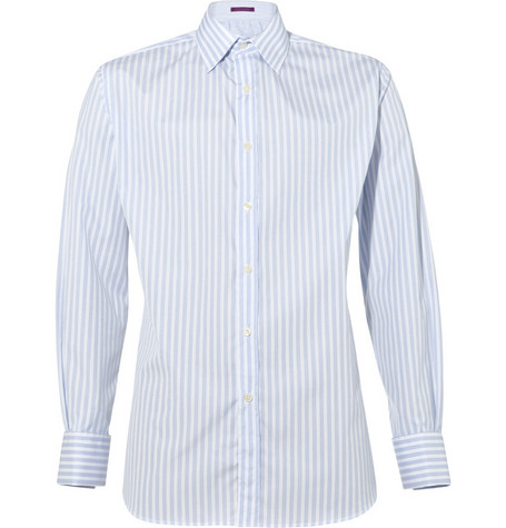 Paul Smith London Striped Shirt with Double Cuffs