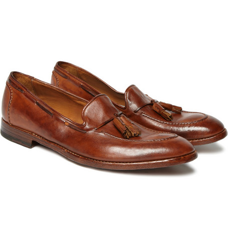 Paul Smith Shoes & Accessories Leather Loafers