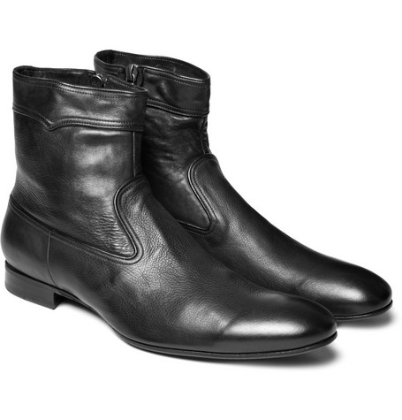 Paul Smith Shoes & Accessories Side Zip Chelsea Boots
