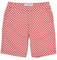 Orlebar Brown - Graphic Print Swim Shorts