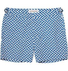 Orlebar Brown Bulldog Geometric Swim Shorts