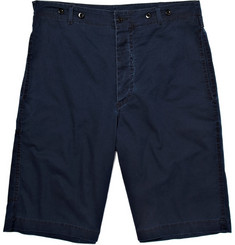Margaret Howell MHL Relaxed Fit Cotton Shorts