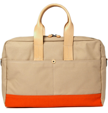 Levi's Made & Crafted Canvas Holdall Bag