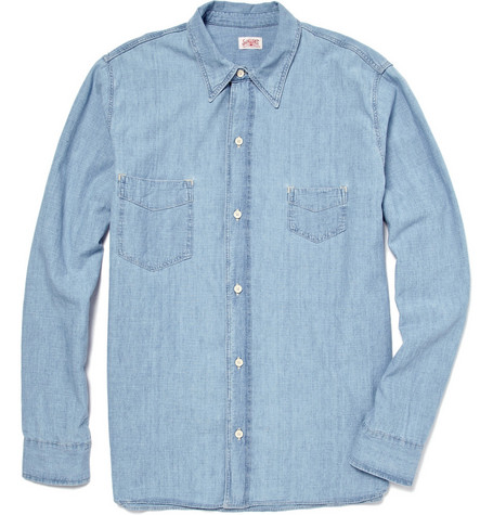 Levi's Vintage Clothing Chambray Shirt