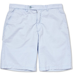 Hartford Cotton Bermuda Shorts