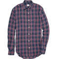 Hartford - Linen Plaid Shirt