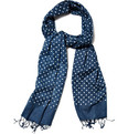 Hartford Spotted Cotton Scarf