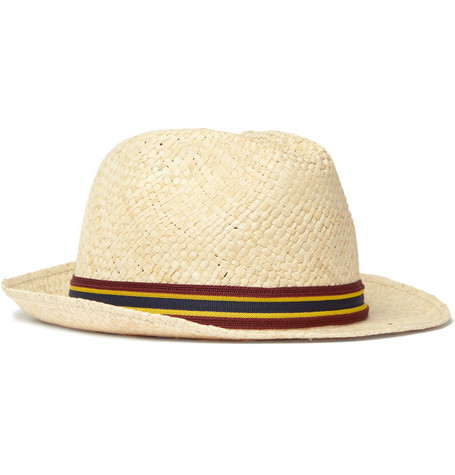 Hartford Straw Panama Hat
