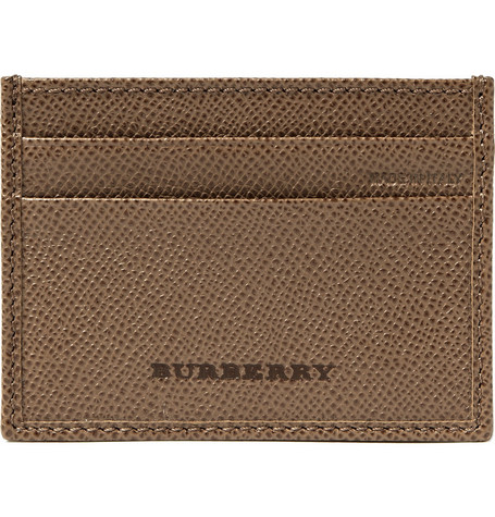 Burberry Shoes & Accessories Leather Card Holder