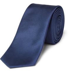 Aubin & Wills Aspley Silk Tie