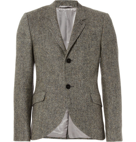 Aubin & Wills Axminster Flecked Tweed Blazer