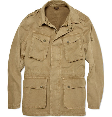 Belstaff Oxney Cotton Jacket