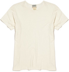 Levi's Vintage Clothing Crew Neck Marl Cotton T-Shirt