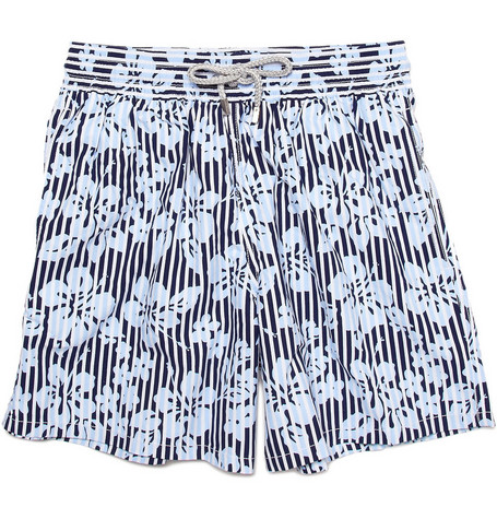Vilebrequin Moorea Patterned Swim Shorts