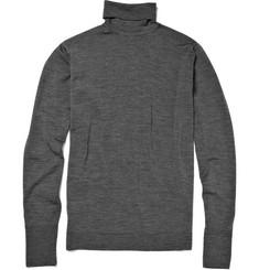John Smedley Richards Merino Wool Roll Neck Sweater