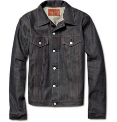 Jean Shop Raw Denim Jacket