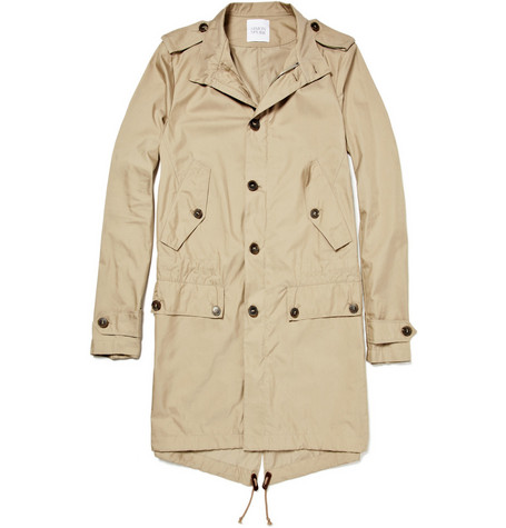Simon Spurr Cotton Parka