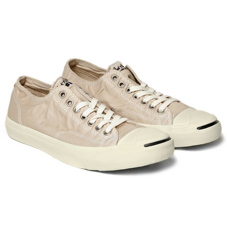 Converse Garment Dyed Canvas Jack Purcell Sneakers