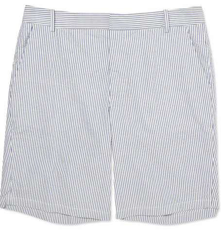 Band of Outsiders Seersucker Shorts