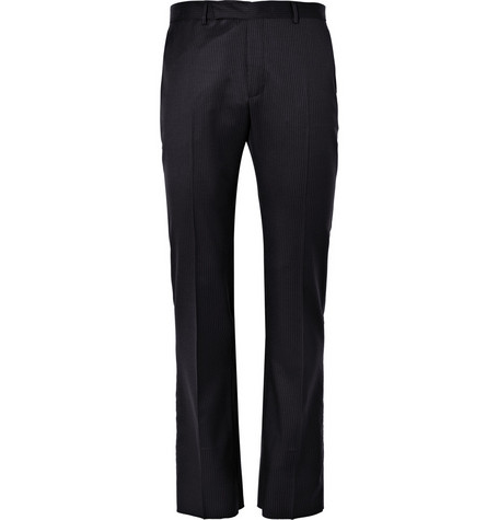 Band of Outsiders Pinstripe Suit Trousers