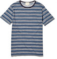 Band of Outsiders - Striped Cotton T-shirt