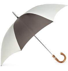 Swaine Adeney Brigg Curved Handle Golfing Umbrella