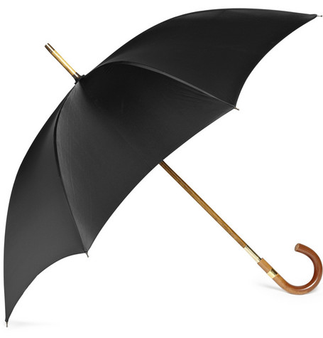 Swaine Adeney Brigg Collapsible Travel Umbrella