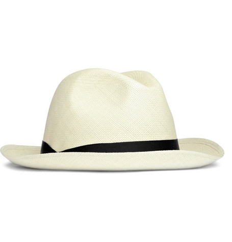 Lock & Co Hatters Straw Panama Hat