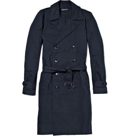 Marc by Marc Jacobs Cotton Trench Coat