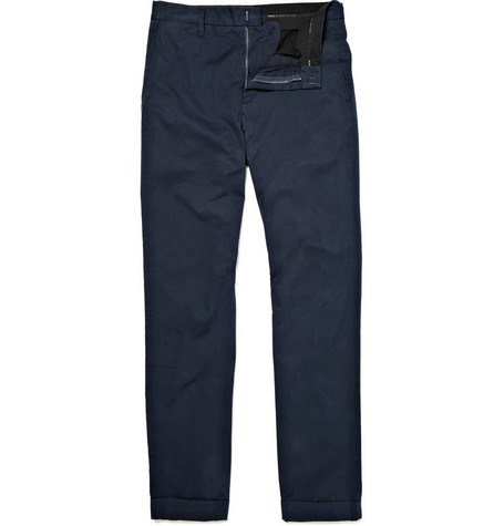 Marc by Marc Jacobs Cotton Trousers