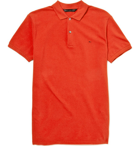 Marc by Marc Jacobs Cotton Polo Shirt