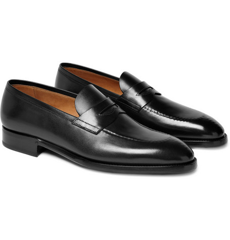Ralph Lauren Shoes & Accessories Classic Leather Penny Loafers