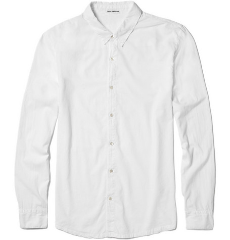 James Perse Lightweight Cotton Shirt