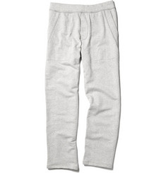 James Perse Vintage Fleece Cotton Sweatpants
