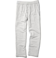 James Perse Vintage Fleece Cotton Sweatpants