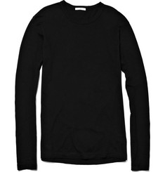 James Perse Long Sleeve Jersey T-shirt