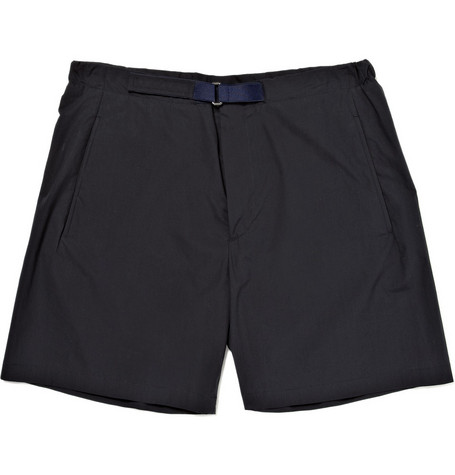 Jil Sander Cotton Poplin Shorts