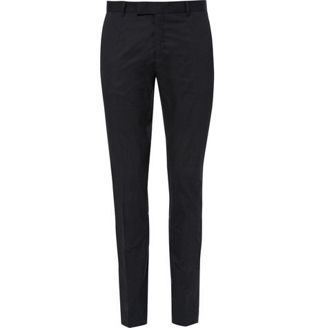 A.P.C. Pinstriped Suit Trousers